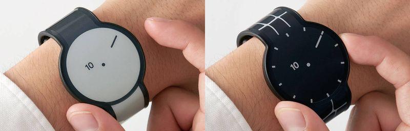 crowdfunding smartwatch FES Sony