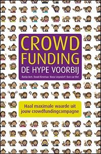 crowdfunding boek de hype voorbij
