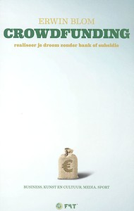 crowdfunding boek realiseer je droom zonder bank of subsidie