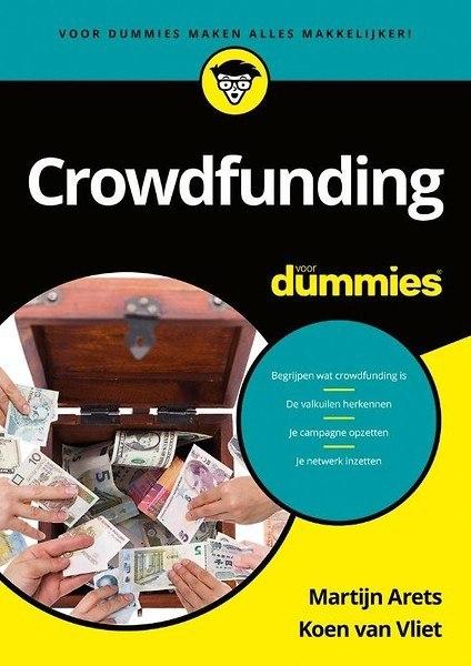crowdfunding voor dummies boek