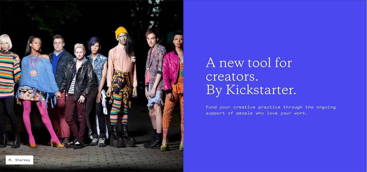 Kickstarter-Drip
